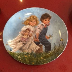 {5 for $25} Jack and Jill Plate